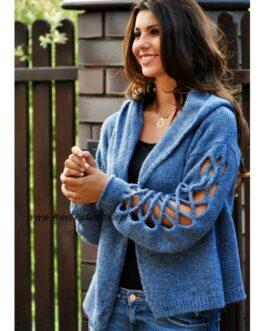 Moteriškas megztinis CRYSTAL