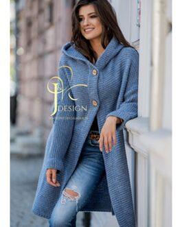Moteriškas megztinis HONEY (Džinsinė)